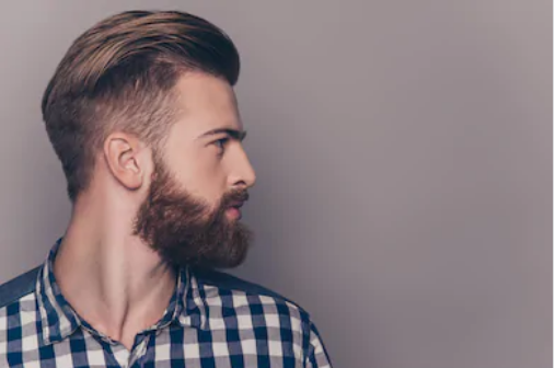 grow beards fast - shutterstock